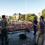 The Boom Booms | BC Legislature Grounds | Victoria BC